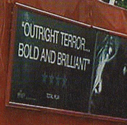 number 30 bus: outright terror bold and brilliant