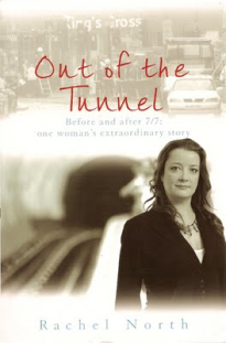 "Rachel ""North"" - Out of the Tunnel Cover"
