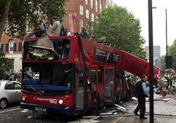 Number 30 bus explosion