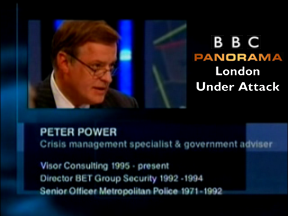 peter power london under attack cv