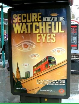 watchful eyes of cctv